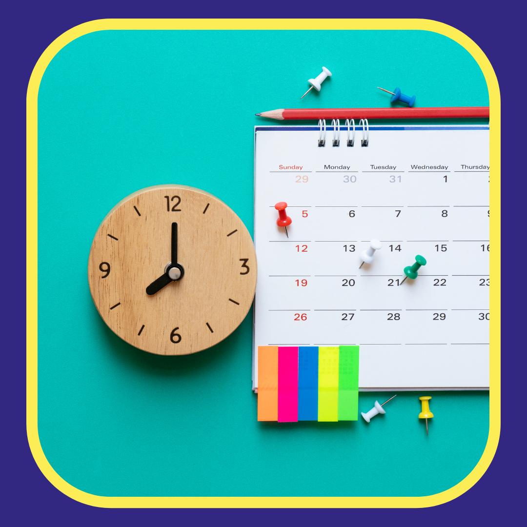 Stephanie Korn und ihr Eventkalender